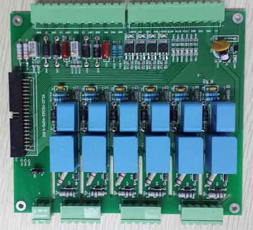 EPCS-Ⅴ型三相电源接口板