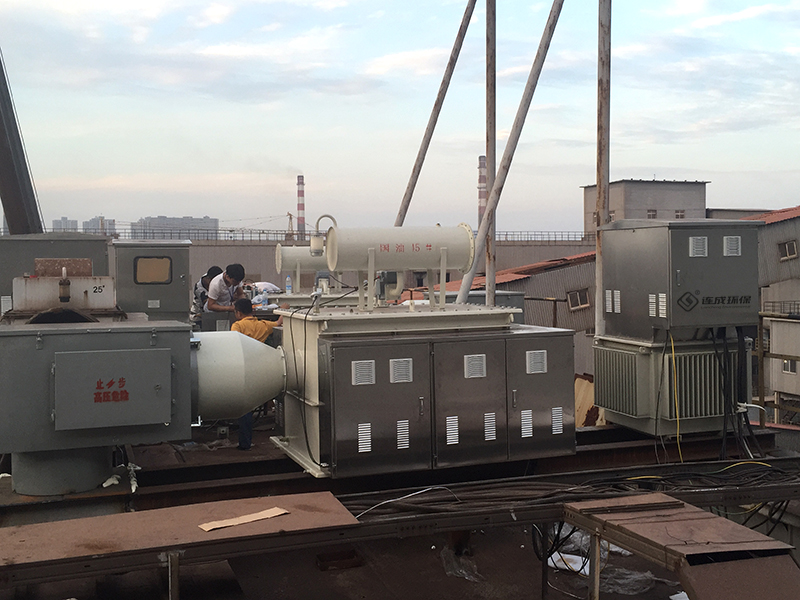 EPP-Ⅱ型电除尘高压脉冲电源