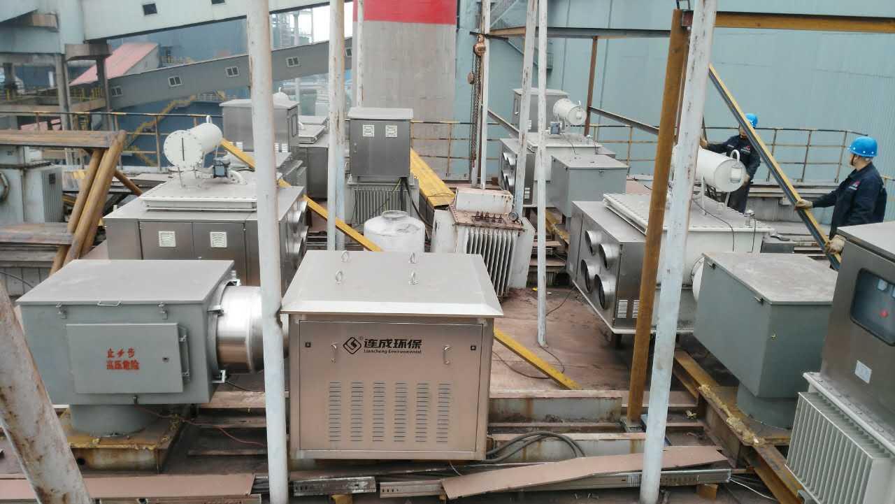 HHR-III型電除塵高頻電源