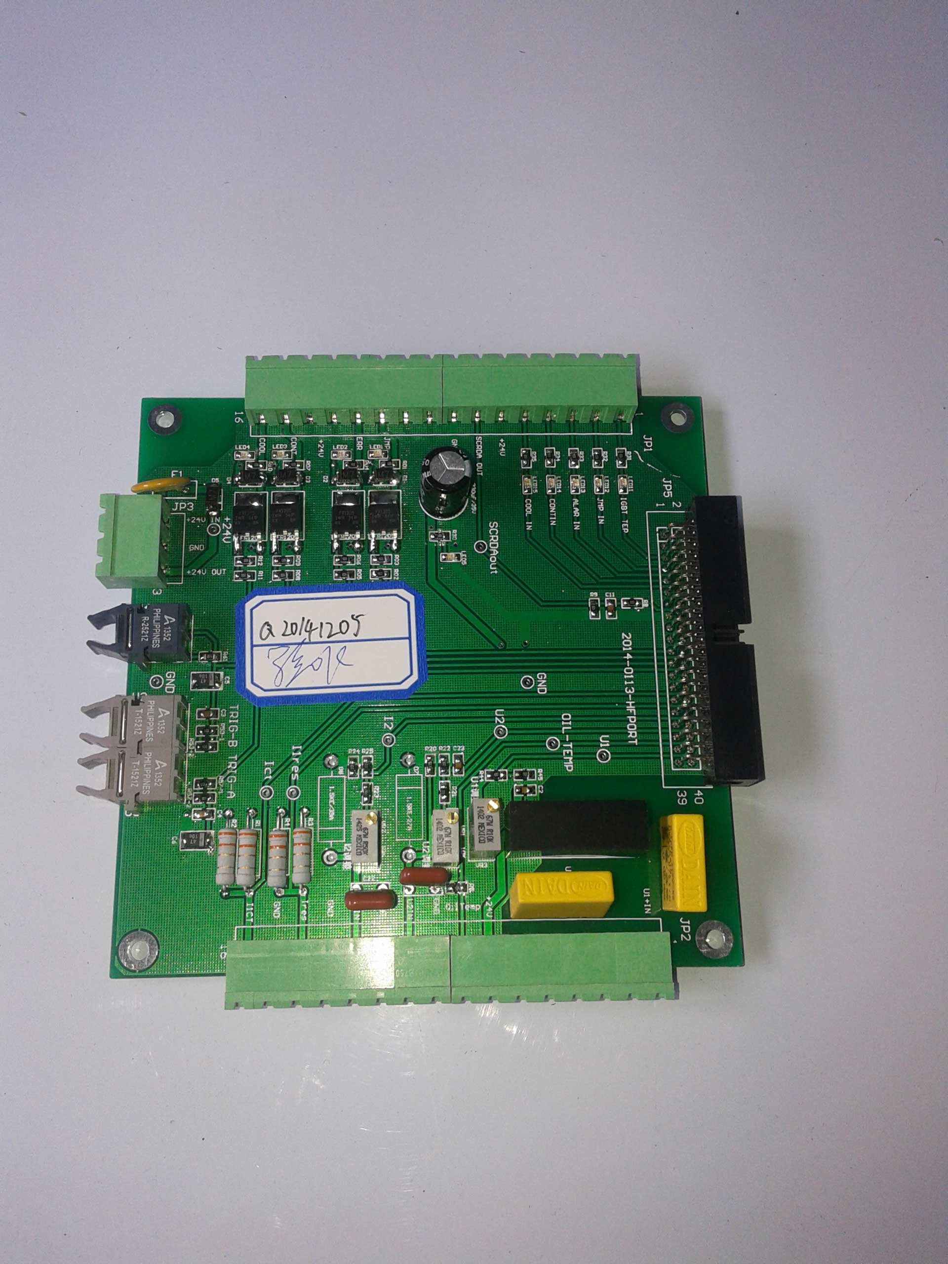 EPCS-Ⅴ型高频电源接口板