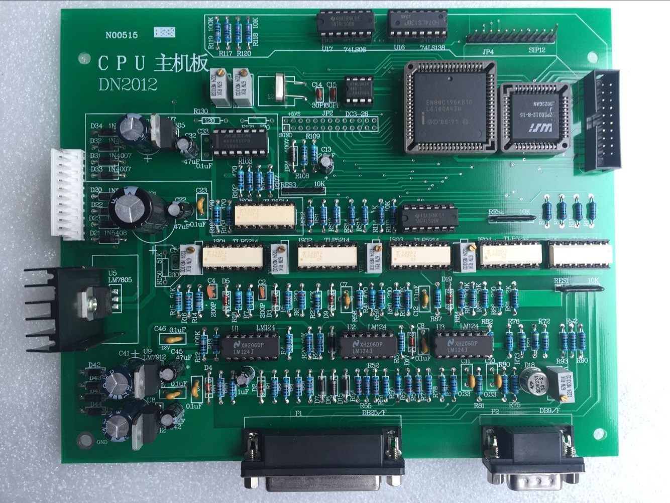 DN2012型主机板