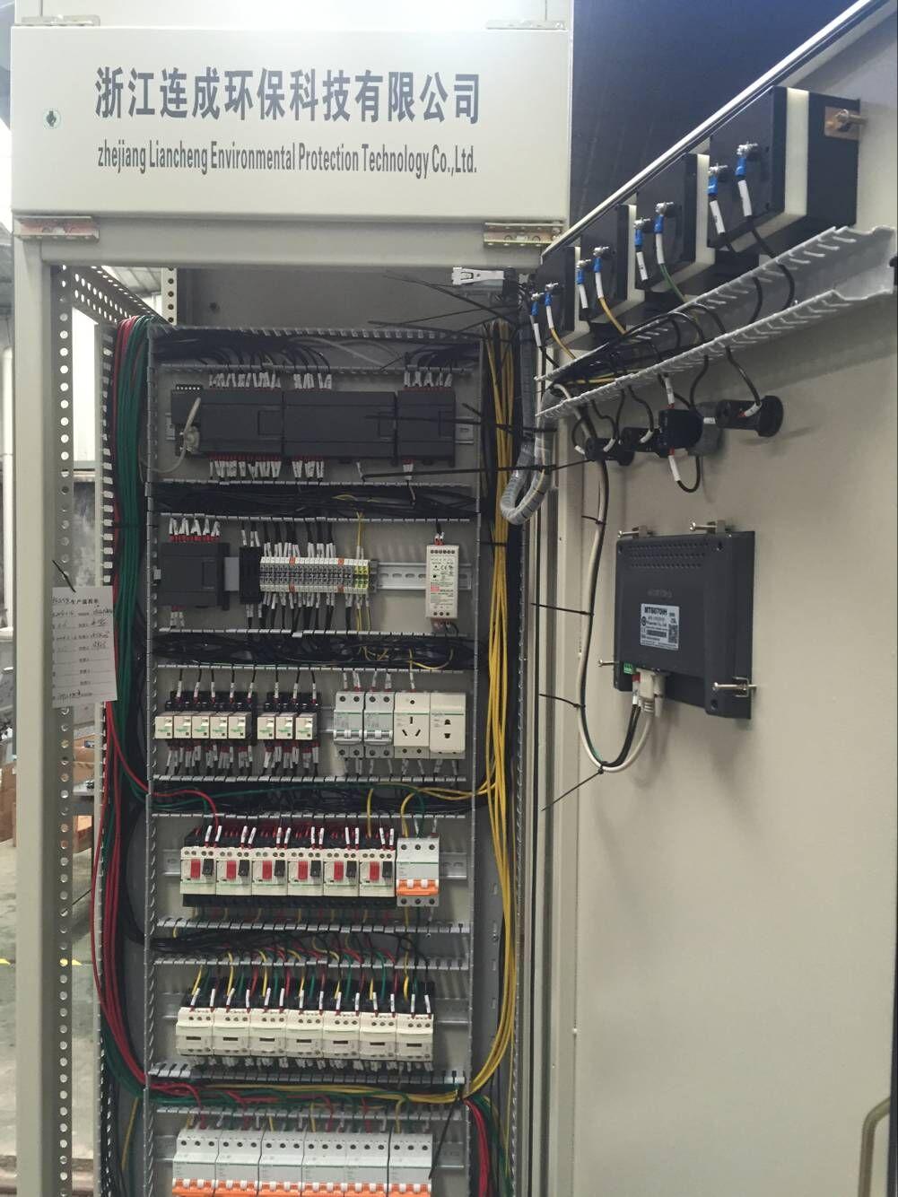 BD-PLC-2001型袋式除尘器自控系统